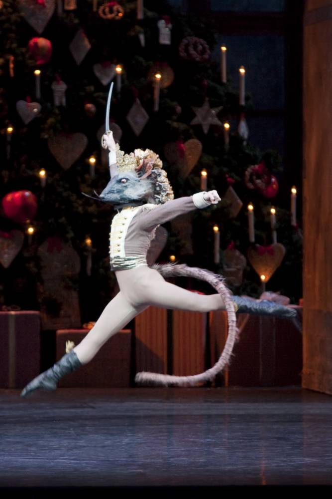 The Royal Ballet's Nutcracker by Tchaikovsky (Picture:  Johan Persson)