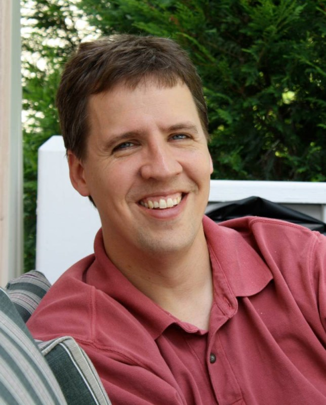 Jeff Kinney originally wanted to be a newspaper cartoonist (Picture: supplied)