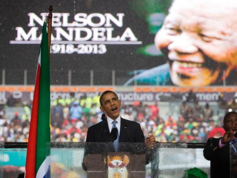 Nelson Mandela memorial sign language interpreter 'was making it up'