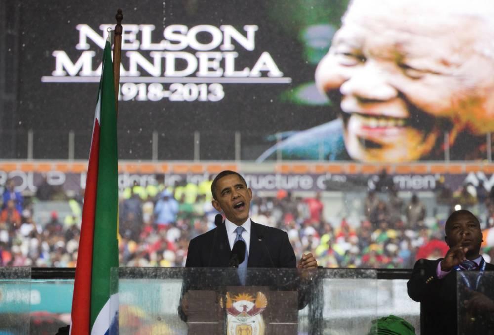 Nelson Mandela memorial sign language interpreter 'was ...