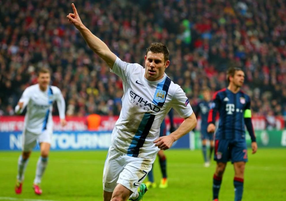 Manchester City storm back to stun Bayern Munich in Champions League