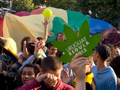 As Uruguay moves to legalise cannabis, is the 'war on drugs' finished?