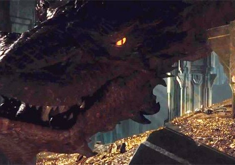 The Hobbit: Smaug is the 'Hannibal Lecter of the dragon world'