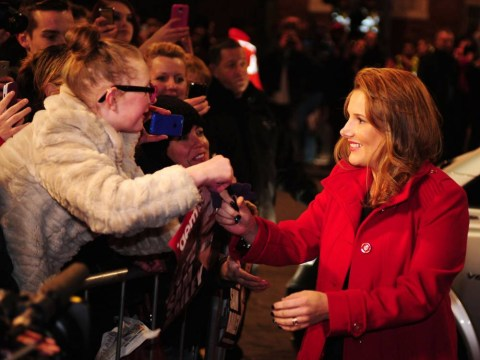 The X Factor 2013: Sam Bailey heads home to Leicester to recruit voters as final looms