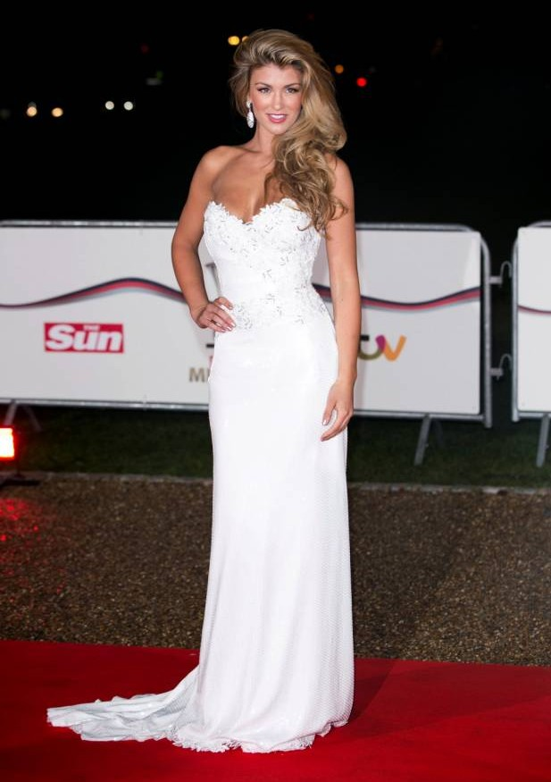 I'm A Celeb star Amy Willerton reveals she gets 'butterflies' when kissing Joey Essex