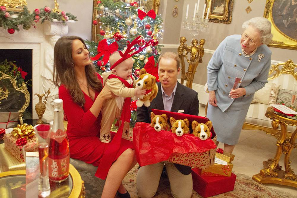 Gallery: Lookie likies Royal family Christmas