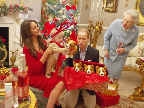 Gallery: Lookie likies Royal family Christmas