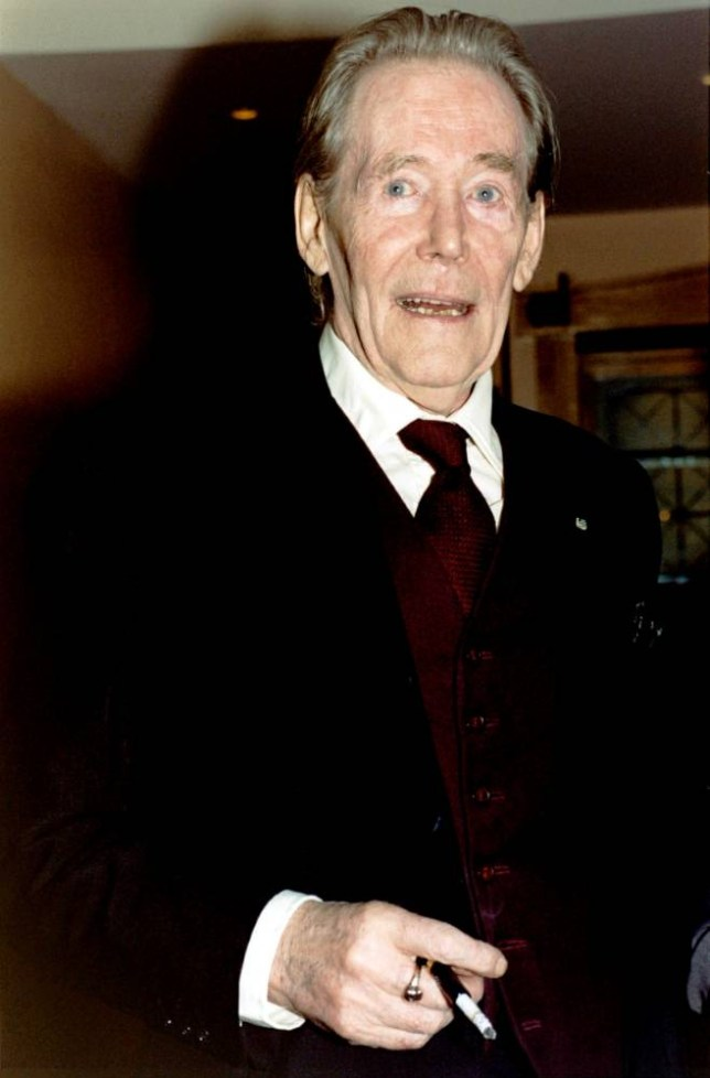File photo dated 22/4/2201 of Peter O'Toole  at a reception at The Washington Hotel in Mayfair, London, prior to the world premiere screening of a newly-restored print of the 1968 film 'The Lion in Winter'. The veteran actor, who shot to fame in the Oscar-winning epic Lawrence of Arabia, has died aged 81, his agent Steve Kenis said today. PRESS ASSOCIATION Photo. Issue date: Sunday December 15, 2013. See PA story DEATH OToole. Photo credit should read: Yui Mok/PA Wire