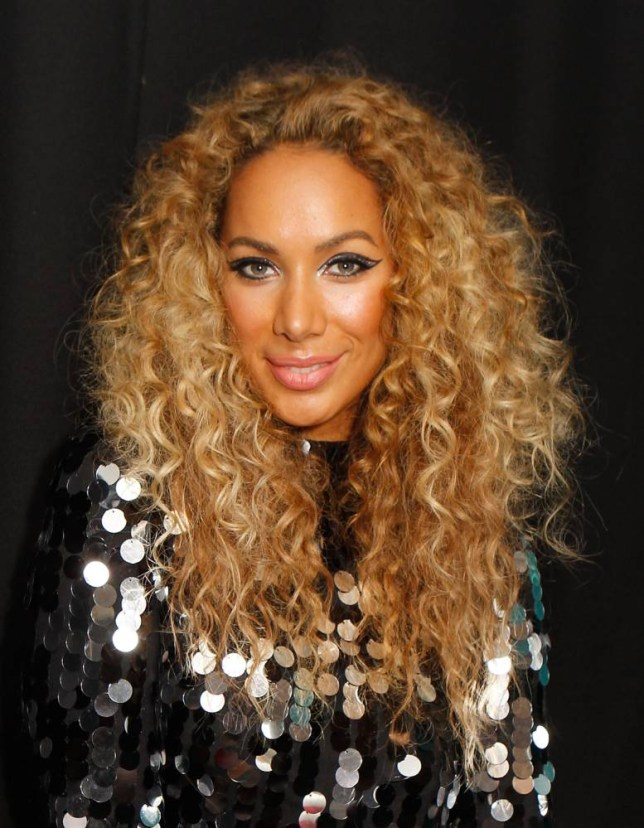 LONDON, UNITED KINGDOM - NOVEMBER 30: Leona Lewis poses backstage at G-A-Y club night at Heaven on November 30, 2013 in London, United Kingdom. (Photo by Jo Hale/Redferns via Getty Images)