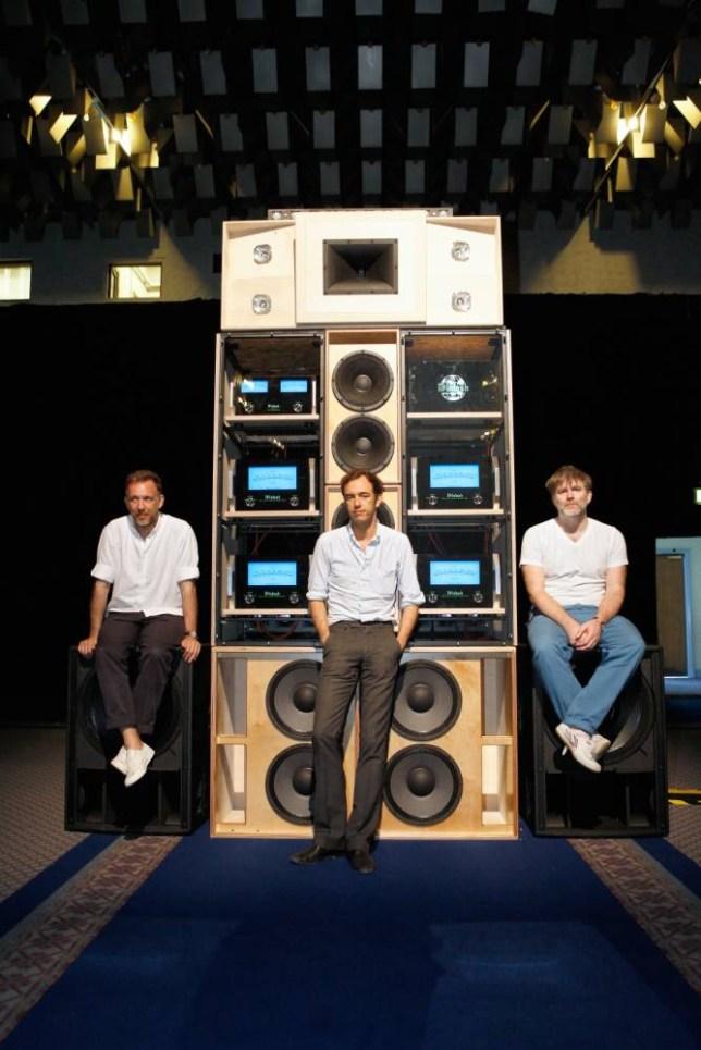 Despacio's founders Stephen Dewaele, brother David and James Murphy (Picture: Rod Lewis)