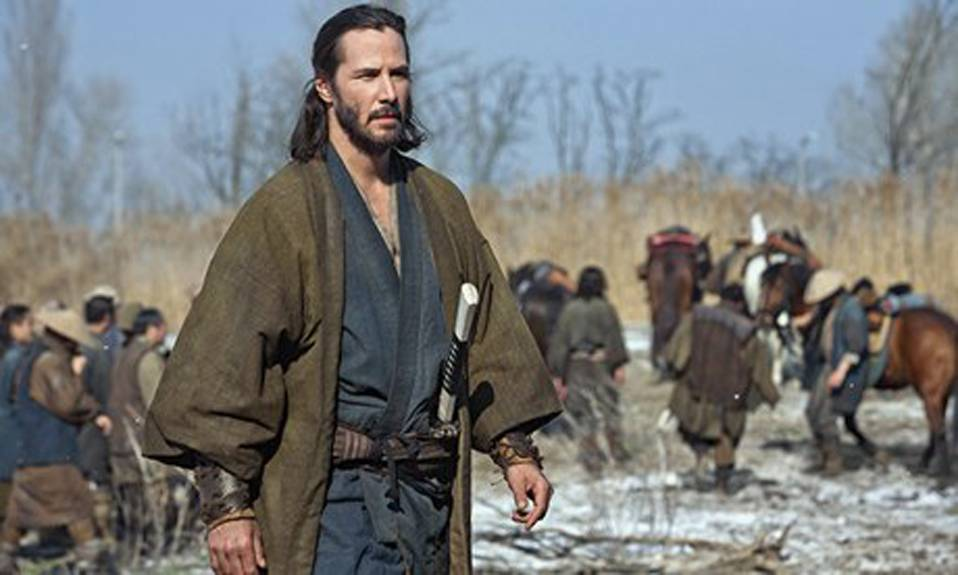47 Ronin is House Of Flying Daggers crossed with Fast & Furious 6