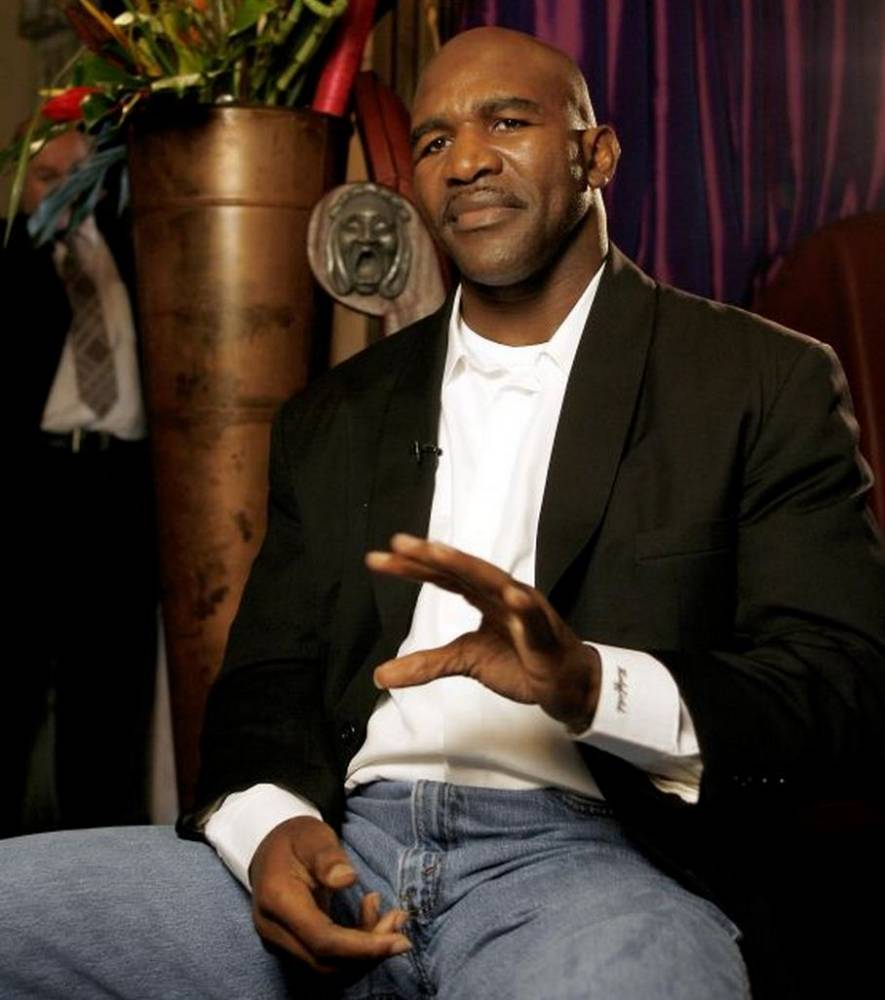 Evander Holyfield joins Celebrity Big Brother line-up as the rumours swell
