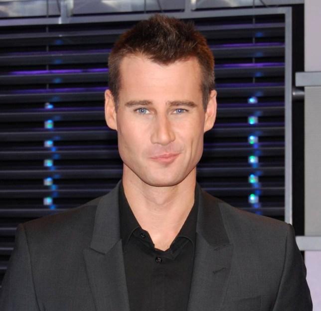 TV presenter Tim Vincent