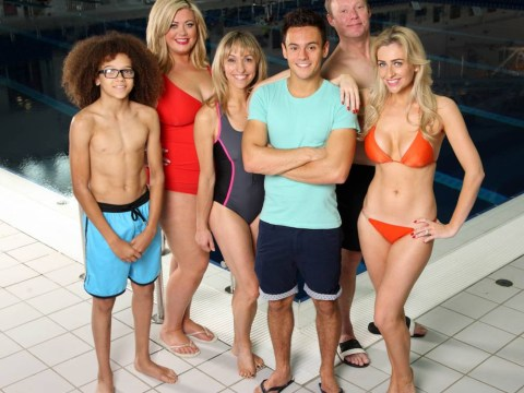 Splash! 'facing the axe as novelty of Tom Daley wears off and ratings fail to improve'