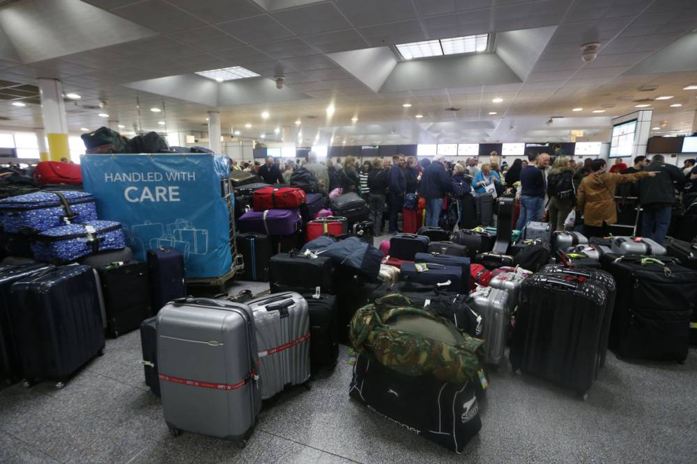 £100 voucher for every passenger caught up in Gatwick chaos