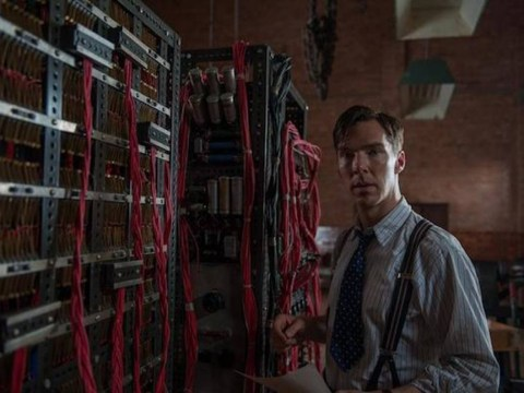 Benedict Cumberbatch swaps Baker Street for Bletchley Park in first Imitation Game photo