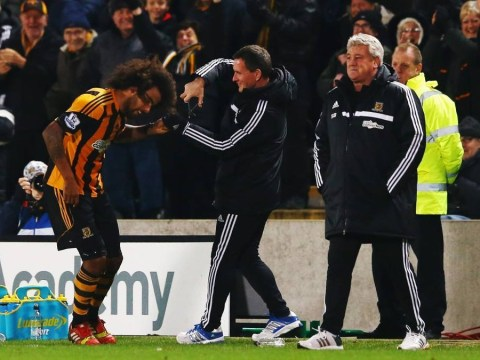 Tom Huddlestone gets birthday haircut after scoring against Fulham