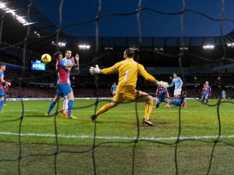 Gallery: Manchester City go top with a 1-0 win over Crystal Palace
