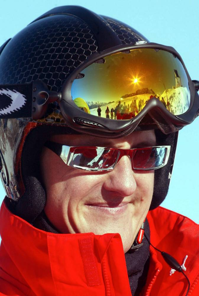 F1 legend Michael Schumacher remains 'stable but critical' after skiing accident