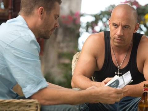 The last scene I filmed with Paul Walker: Vin Diesel confirms Fast & Furious 7 release date on Facebook