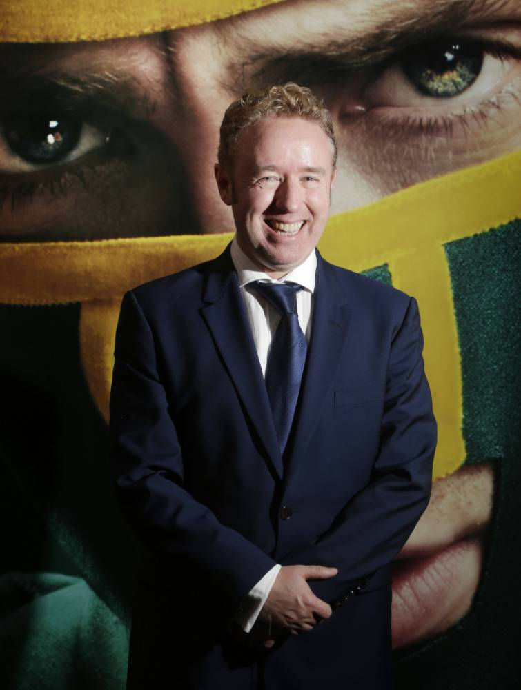 It's fair to say Mark Millar was disappointed by the Star Wars prequels (Picture: Danny Lawson/PA Wire)