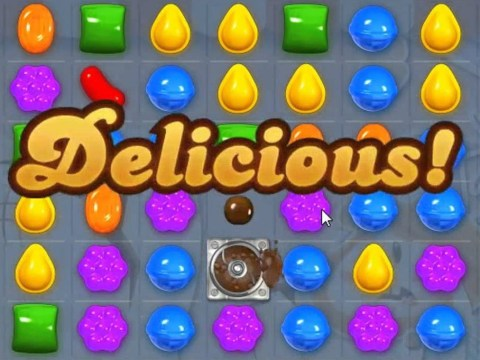 Candy Crush and Minecraft are top iOS apps of 2013
