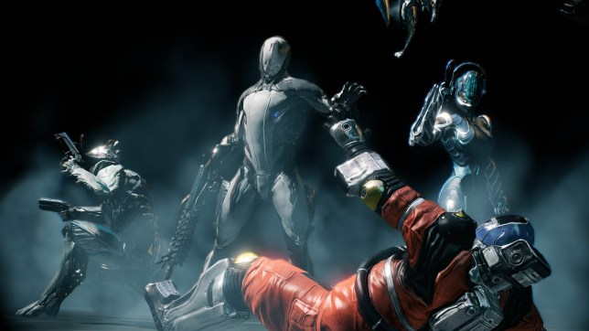 Warframe (PS4) -  free-to-play but not pay to win
