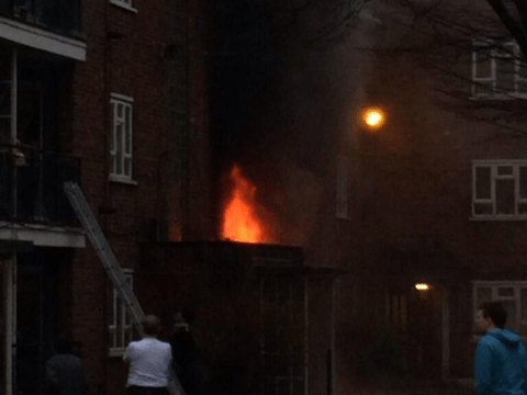 Air ambulance dispatched after explosion in Chiswick