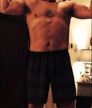 Slimmer of the year? Muscular Diego Maradona back in shape