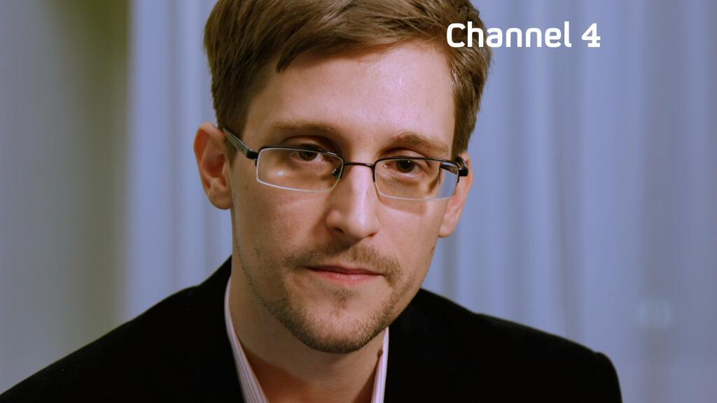 Edward Snowden delivers Channel 4's annual response to Queen's Christmas message