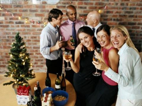 A third of people cutting down on booze are still embarrassed by last year's Christmas antics