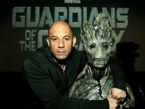 Vin Diesel confirms he will play Groot in Guardians Of The Galaxy