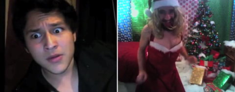 Mariah Carey Chatroulette version would bring Christmas cheer even to the Grinch