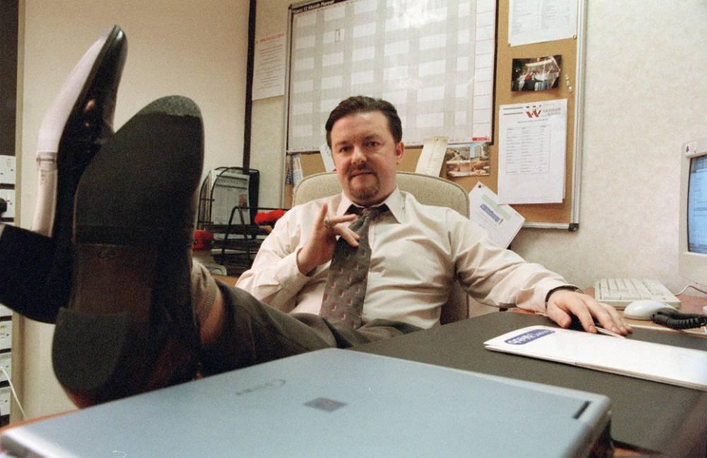Ricky Gervais 'sad' Office building is being demolished, fans begin pilgrimages