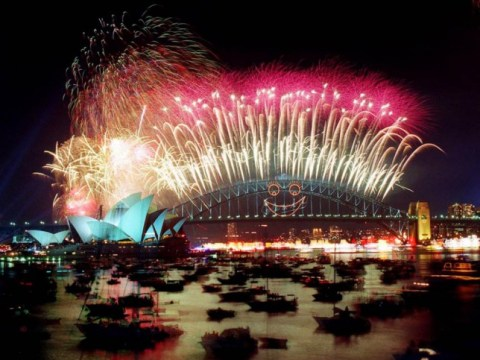 These stunning fireworks will put your DIY display to shame