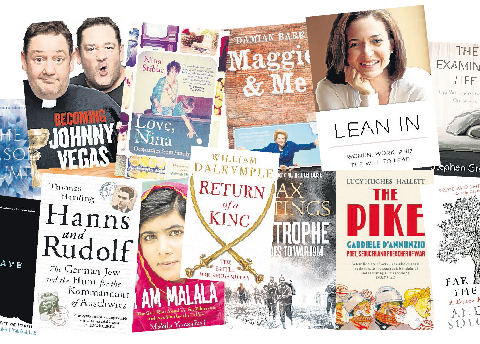 The 20 best non-fiction books of 2013