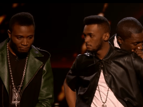 The X Factor 2013 results, week nine, semi finals: Deadlock means Rough Copy leaves the competition