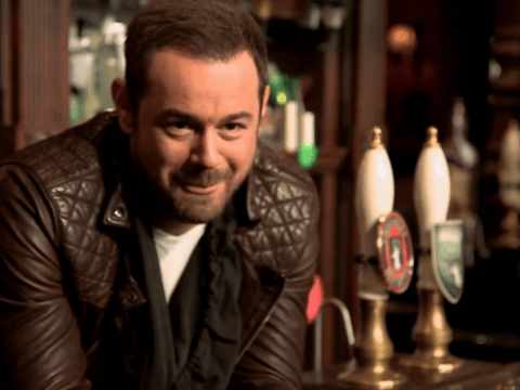 EastEnders news alert! Why should Danny Dyer have a massive smile on his face right now?