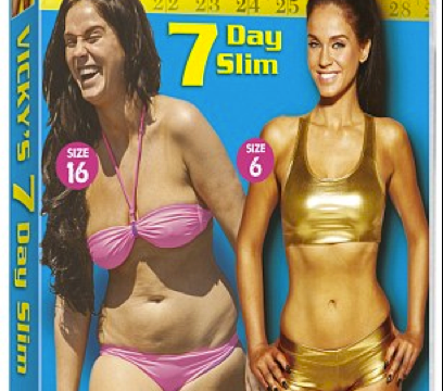 Geordie Shore's Vicky Pattison knocks Davina McCall from top spot to be crowned fitness DVD queen