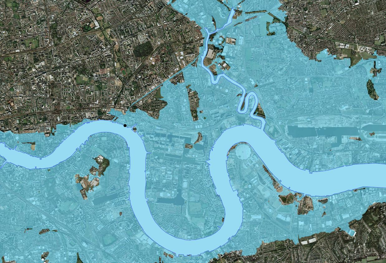 Thames Barrier 'saved London' following biggest tide in 60 years – what the damage could have been like