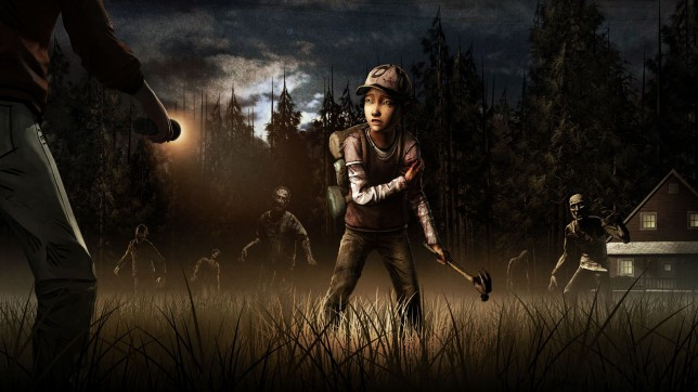 The Walking Dead - Telltale's original IP will be a game and a TV show