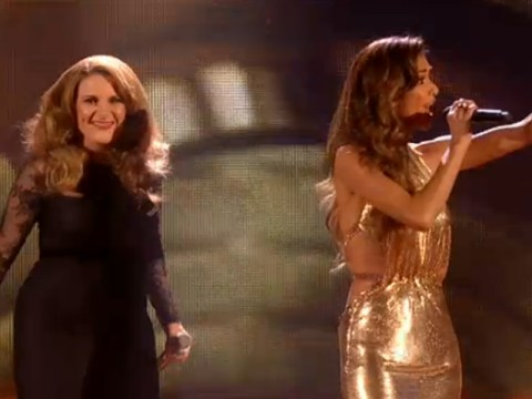 The X Factor 2013: Viewers left baffled by technical hitch during Sam Bailey's duet
