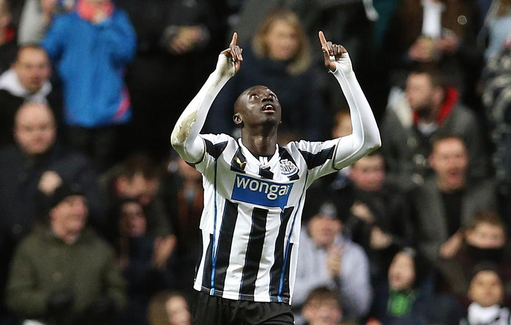 Newcastle's Papiss Cisse subject of bid from Turkish side Trabzonspor
