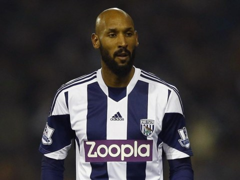 Nicolas Anelka teams up with Ronaldinho at Atletico Mineiro