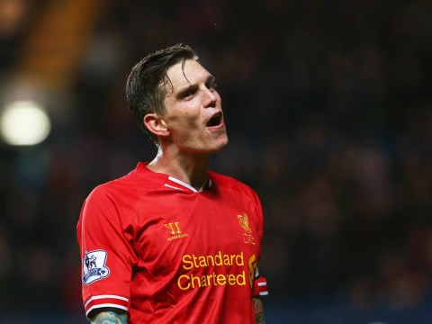 Daniel Agger dismisses reports of January Liverpool exit