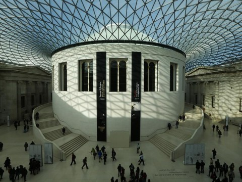 The British Museum: 11 essential facts about today's Google Doodle