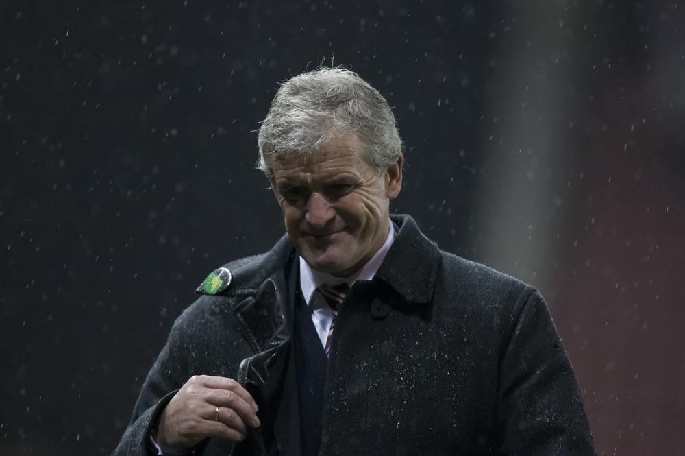 Mark Hughes eyes young signings as he looks to build a legacy at Stoke City