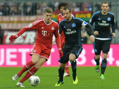 Toni Kroos and Marco Reus 'next on Manchester United's transfer radar'