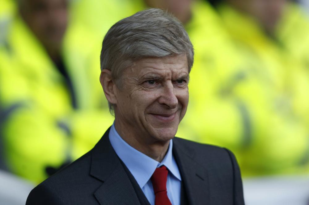 Movie star Arsene Wenger will go out in a blaze of glory at Arsenal