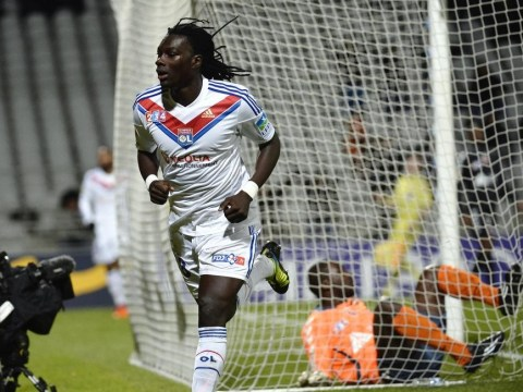 Tottenham and Newcastle ease their interest in Lyon hit man Bafetimbi Gomis after learning agents will demand £1m